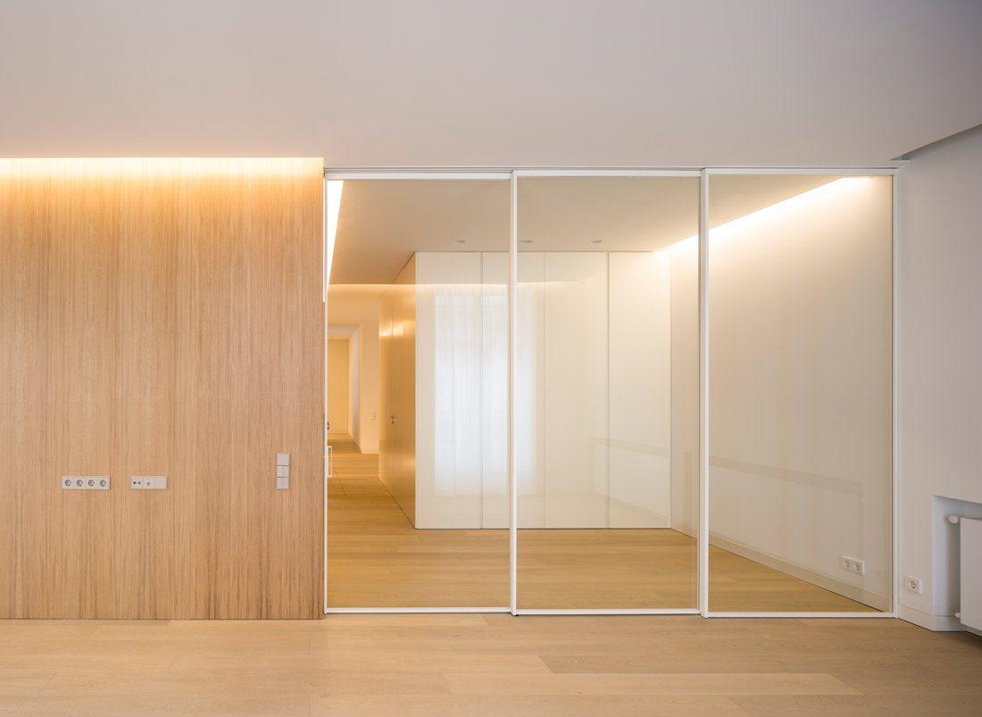 mayordomo arquitectura homu living design puerta corredera minimalista