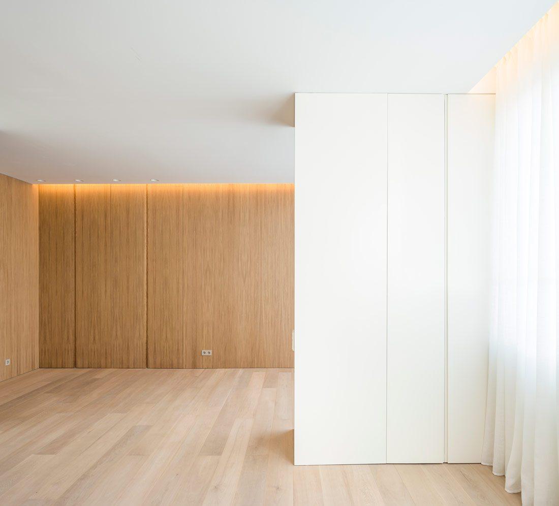 mayordomo arquitectura homu living design suelo madera natural