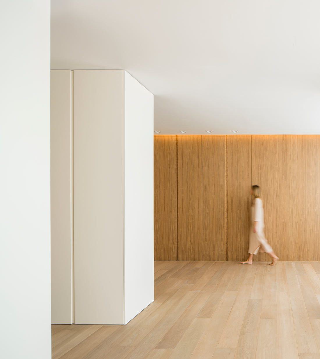 mayordomo arquitectura homu living design armarios invisibles diseño