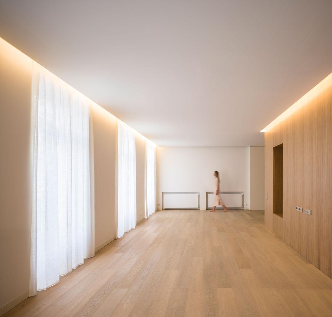 mayordomo architecture homu spanish architects living room