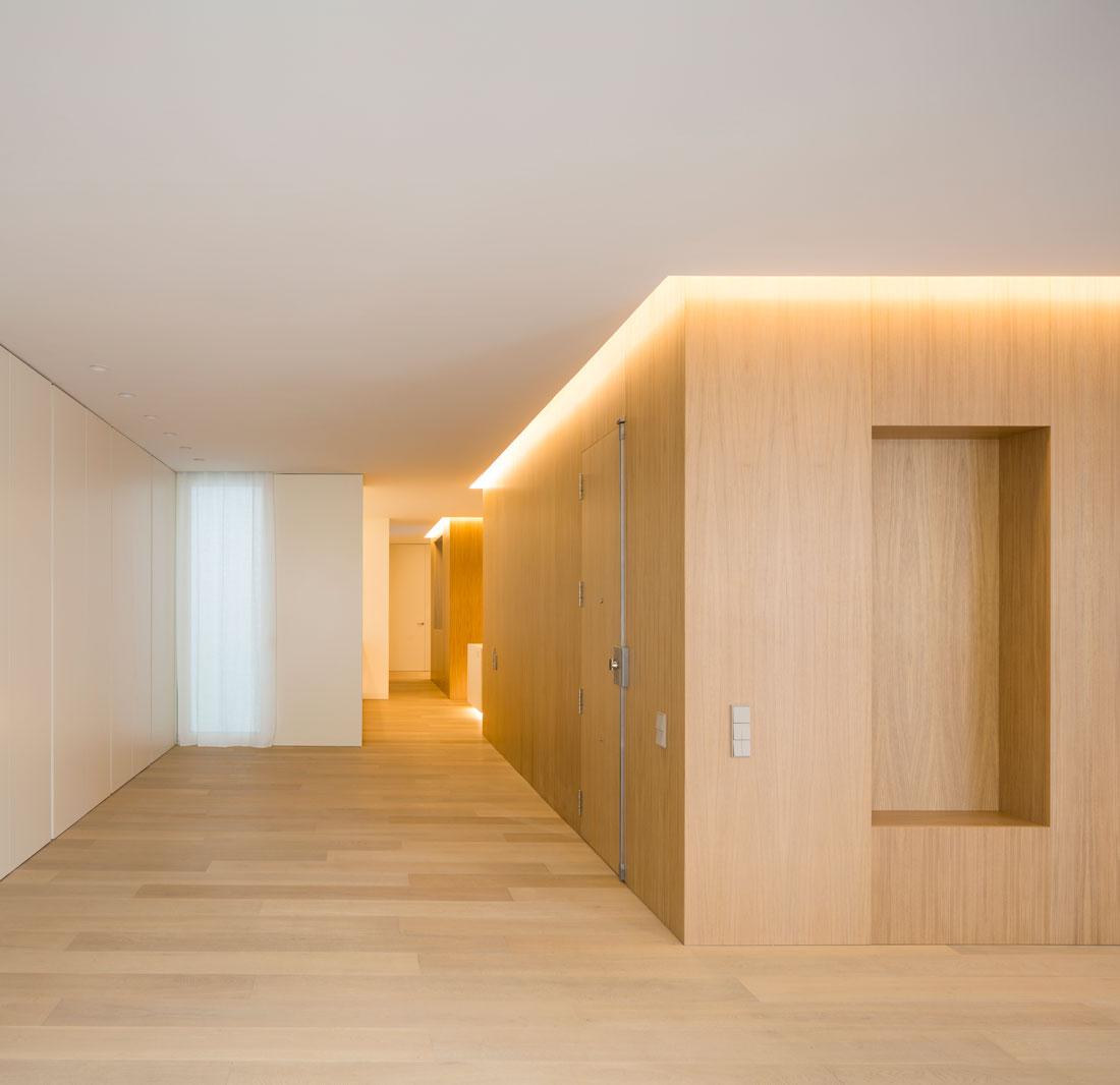 mayordomo architecture homu spanish architects led lighting