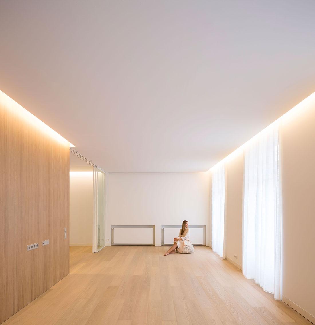 mayordomo architecture homu spanish architects nordic living room