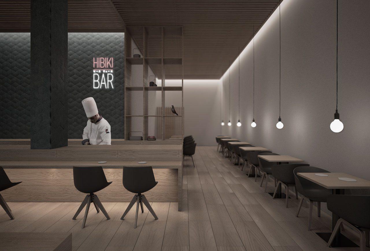 hibiki bar